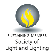 SILL Lighting UK is a Sustaining Member<br /> of the Society of Light &amp; Lighting